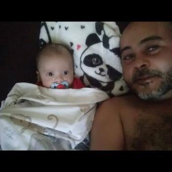 Emprego de babá em Ouro Branco: Fernando