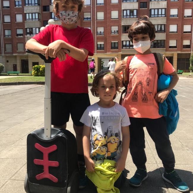 Trabajo de canguro en Bilbao: Maria