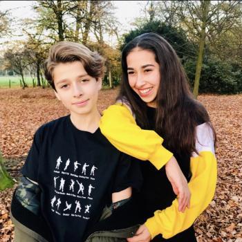 Oppas Den Haag: Fleur & Kia