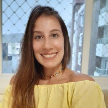 Babá em Florianópolis: Bruna