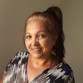 Babá em Jundiaí: Iracema