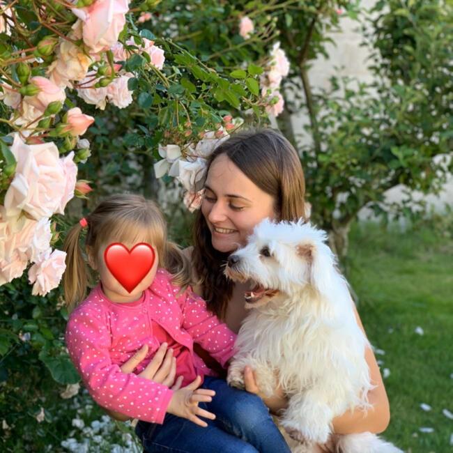 Babysitter in Landerneau: Pauline