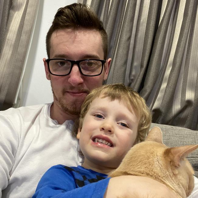 Babysitting job in Auckland: Sam