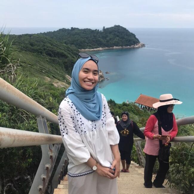 Babysitter in Kuala Lumpur: Batrisyia