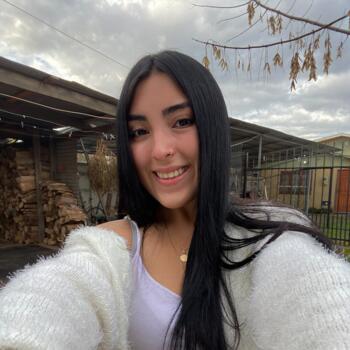 Babysitter in Chillán: Gireth Tamara