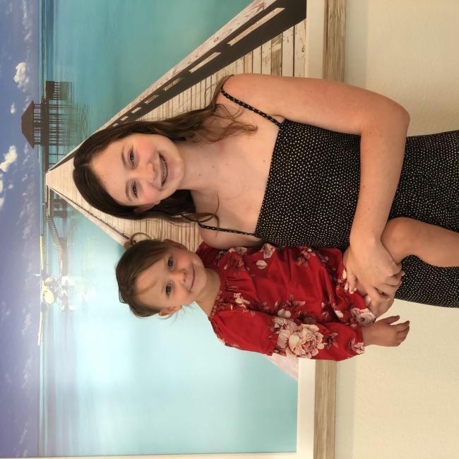 Babysitter in Atlantic Beach (Florida): Aubrey