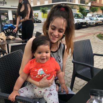 Canguro en Logroño: Alexia