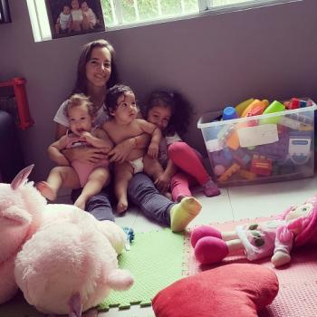 Babysitter Moravia: Lina Marcela