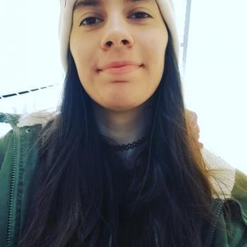 Babysitter Tarragona: Gabriela