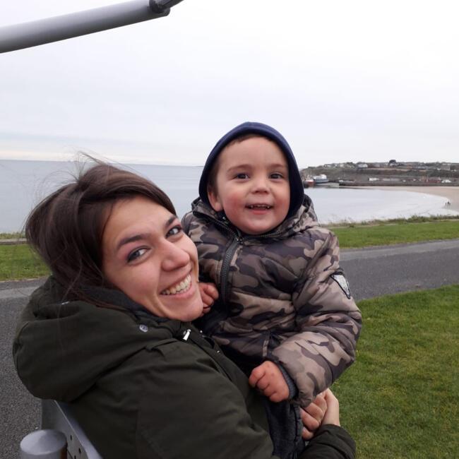 Babysitter in Rush: Stefania