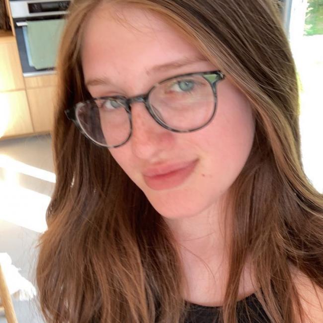 Babysitter i Kongens Lyngby: Marie-Louise