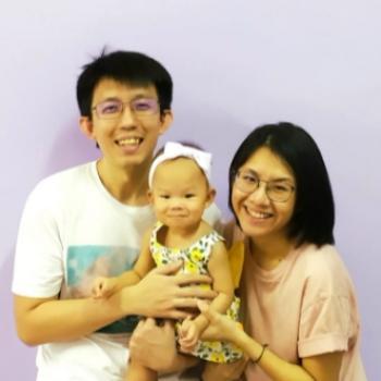 Babysitting job in Singapore: babysitting job Yee An