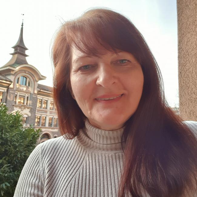 Baby-sitter in Lausanne: Dita