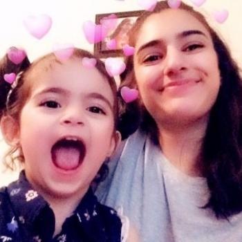 Baby-sitter Surrey: Maryam