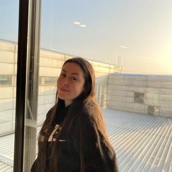 Canguro en Madrid: Sara