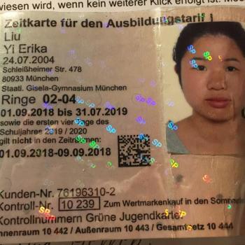 Babysitter München: Erika