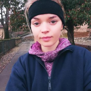 Babysitter in Brescia: Khrystyna