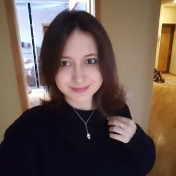Lavoro per babysitter Torino: lavoro per babysitter Anastasiya