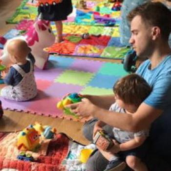 Nanny in Blackpool: Bradley