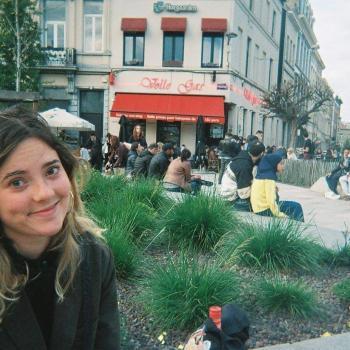 Babysitter in Brussel: Luna