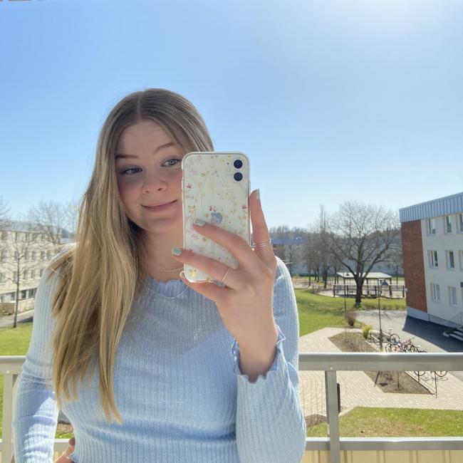 Babysitter in Skövde: Maja