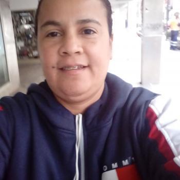 Nanny Collado Villalba: Sandra