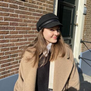 Oppas Amsterdam: Eva