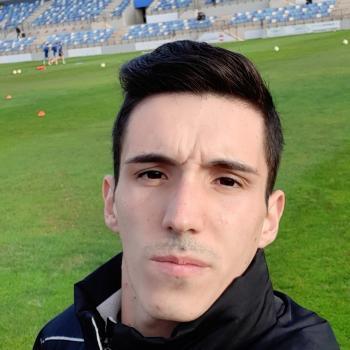 Canguro Puertollano: Nicolás Romero Diaz