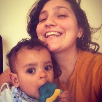 Babysitter in Florence: Gabriela