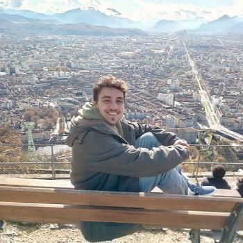 Canguro Puerto Real: Ismael