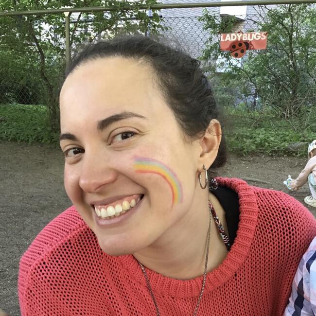 Barnvakt i Jakobsberg: Daiana