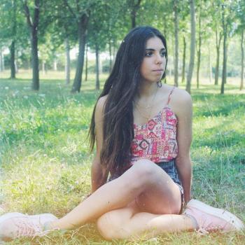 Canguro Zaragoza: Maria Cruz