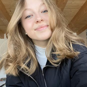 Babysitter in München: Giulia