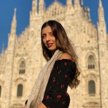 Babysitter Milano: Samantha